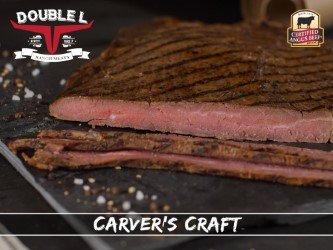 Certified Angus Beef London Broil Flank Steak (2 pack)
