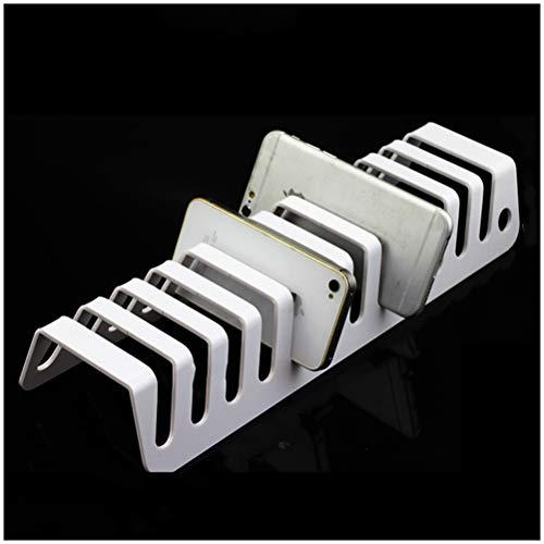 GFPR Acryl Display-ständer, 12 Bits Aufbewahrungstelefonhülle, Modell-Präsentationsständer 34 * 10 * 5.5cm