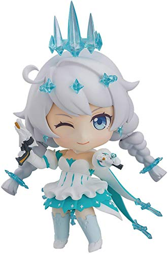 Good Smile Company Honkai Impact 3rd Nendoroid Action Figure Kiana Winter Princess Ver. 10 cm