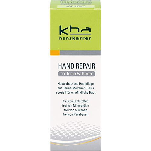 Hans Karrer Hand Repair Mikrosilber Creme, 50 ml Creme