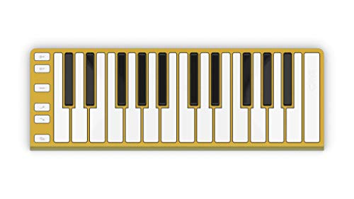 CME Xkey USB-Controller-Keyboard (25 Tasten) gold