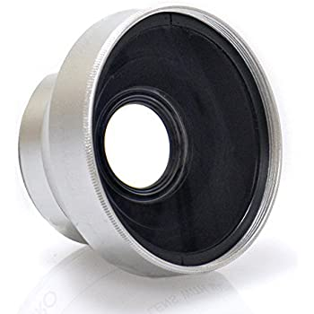 37mm 2.0x High Grade Telephoto Conversion Lens Includes Lens Ring Adapter For Panasonic Lumix DMC-LX7