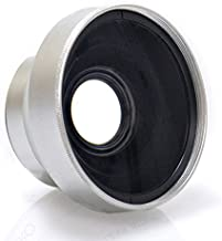 46mm Wider Option For Panasonic DMW-LW46 0.43x Wide Angle Conversion Lens With Macro