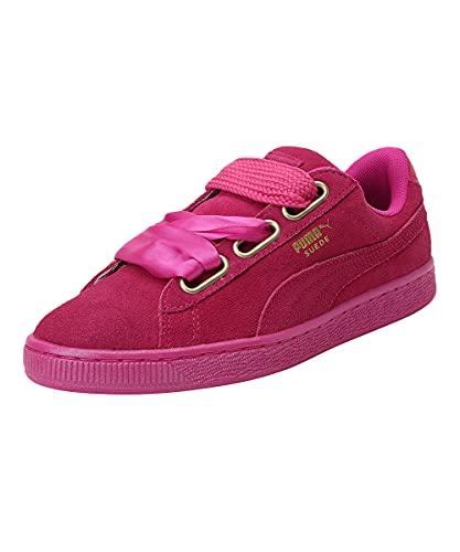 Puma Suede Heart Safari - Zapatillas de Gimnasia Bajas para Mujer Size: 37 EU