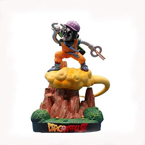 Zqcay Figura De Accion Pequena Escultura Toriyama Akira Little Goku Voltereta Nube Sala De Estar Dormitorio Decoracion Decoracion Coleccion Decoracion Regalopvc Modelo Juguetes Decoracion del Hogar