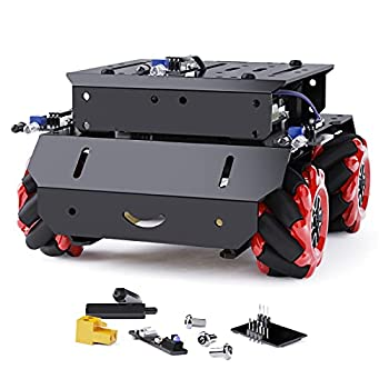 Makeblock mBot Mega Robot Kit Compatible with Raspberry Pi Coding/Programming Metal Robot Car with Arduino IDE Robotics and Electronics Educational Building STEM Toys for Adults and Teenagers