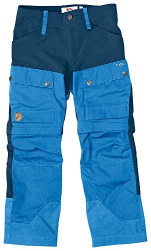 FJÄLLRÄVEN Kinder Kids Keb Gaiter Trousers Trekkinghose, Un Blue, 152