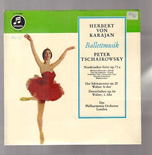 Ballettmusik (Nussknacker-Suite - Schwanensee - Dornröschen)