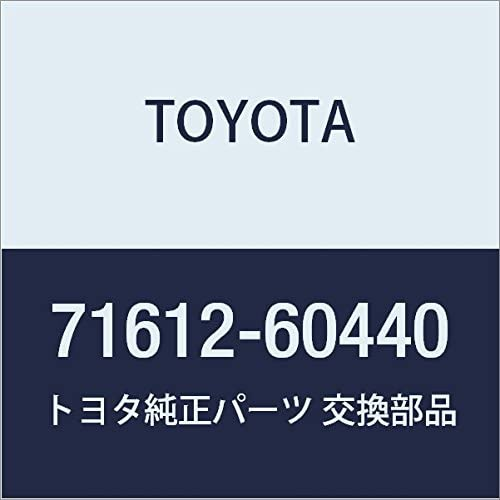 TOYOTA Genuine All items in the store 71612-60440 Pad Free Shipping New Seat Cushion