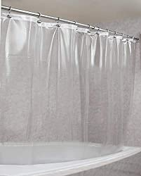 Epica Mildew Resistant Shower Curtain Liner