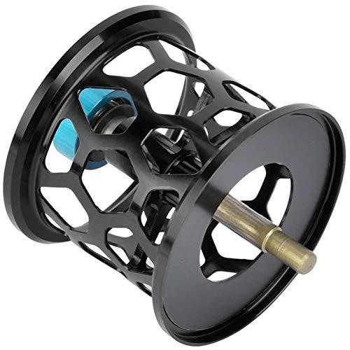 Carretes de pesca Piezas de recambio de carretes de carrete de pesca A-M-O DIY 32mm Micro Micro Reel de bajo perfil Conversión Falda de carrete Accesorio de rueda de pesca Carrete giratorio