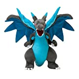 PampasSK Stuffed & Plush Animals - 25cm Pikachu Mega Charizard X Plush Toy Animal Soft Stuffed Dolls for Children Gift 1 PCs