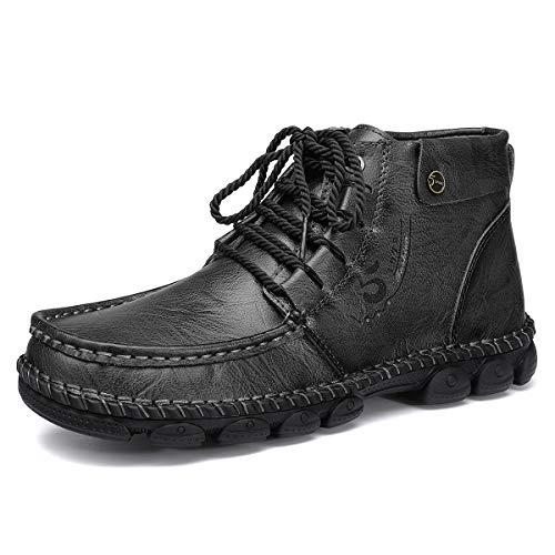 Zapatos de Cuero para Hombre Gracosy