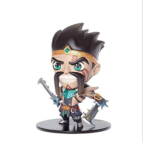 CQ LOL Cifras: El Maestro Las Sombras ZED Figurita