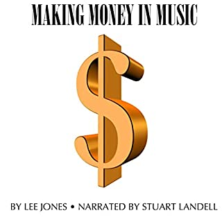 Making Money in Music: For the DIY Musician audiobook cover art