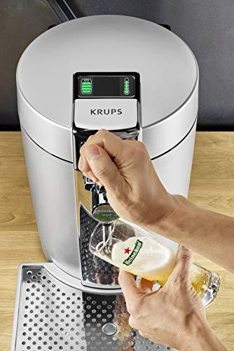 Krups vb700e00Maschine Bierglas Beertender Loft Edition - 6