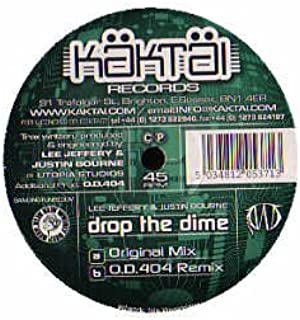 Drop the Dime [12 inch Analog]