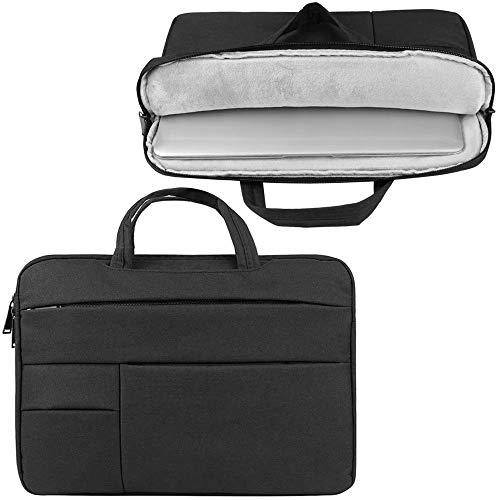14 Inch Laptop Sleeve Slim Briefcase with Fluffy Lining for CHUWI HeroBook Pro, LapBook Pro, MSI Prestige 14, Fujitsu LIFEBOOK E549 E548 U749 U748, LG Gram 14