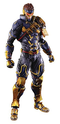 Square Enix Marvel Universe Variant Play Arts Kai: Cyclops Action Figure image
