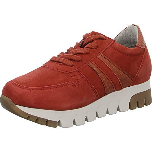 Tamaris Damen 1-1-23741-25 Sneaker, orange, 39 EU
