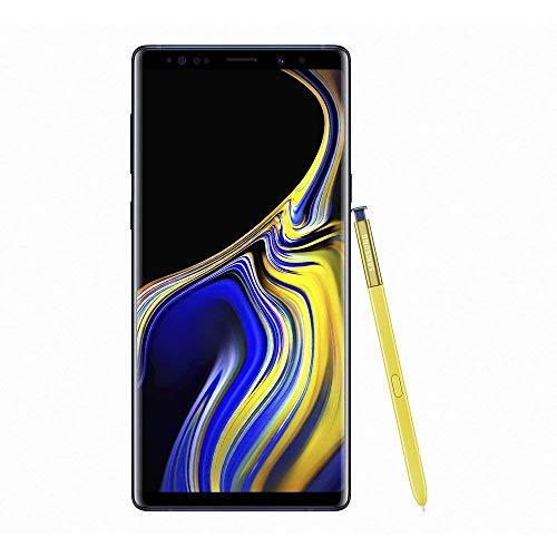 Samsung Galaxy Note 9 Duos (N960F/DS) - 128 GB - Blau (Generalüberholt)