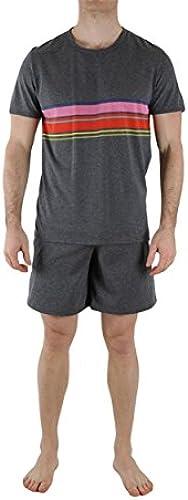 Hom - Pyjama court Steven - (gris S)