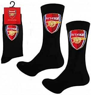 Arsenal FC Football Crest Socks