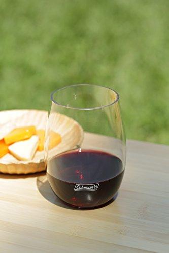 コールマン アウトドアワイングラス