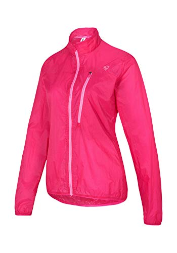 Ziener Damen CINKA lady (rain jaket) Regenjacke - Fahrrad/Outdoor/Freizeit - wasserdicht|atmungsaktiv|super leicht
