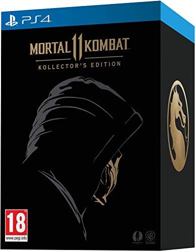 PS4 Mortal Kombat 11 Kollector's Edition