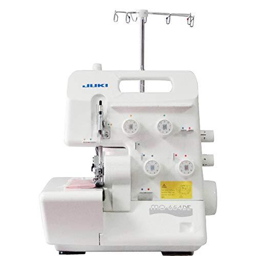 JUKI MO654DE Portable Thread Serger Sewing Machine (Renewed)