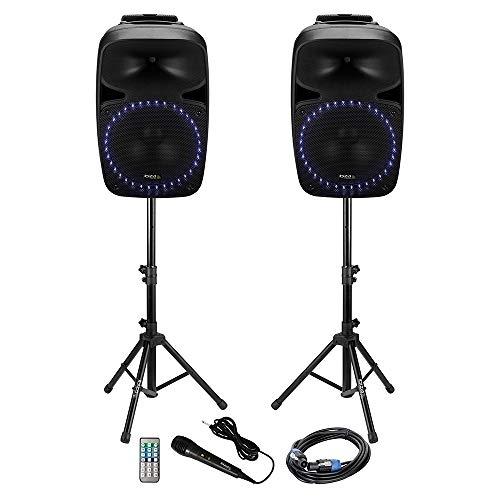 Ibiza Sound & Light IBIZA PKG12A-SET 12 Bild