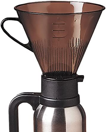 RSVP Manual Max 82% OFF Drip Coffee Filter or Carafes for Thermos Today's only Cone