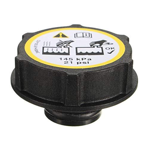 SSXPNJALQ Ausgleichsbehälter/Kühlerdeckel Fit for Ford/Focus/Fiesta/C-max/Mondeo/Transit # 1301104 3M5H-8100-AD