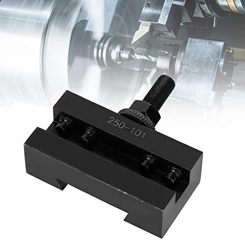 Supporto per tornio a cambio rapido, precisione di posizionamento Nessun strumento di vibrazione Supporto per palo per lavorazioni meccaniche per la produzione di automobili per la