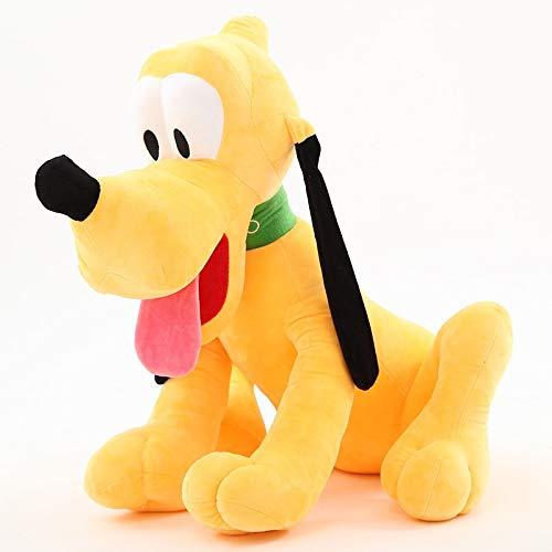 dingtian Juguete de Peluche 1 Unid Cute 30cm Pluto Peluches Goofy Dogs Donald Duck Daisy Duck Friend Pluto Muñeca De Peluche Juguetes Niños Regalo De Niños