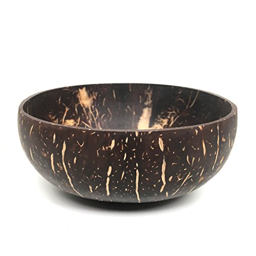 JoJu Fruits - Coconut Bowl - Original Kokosnuss-Schale - 100% Natürlich