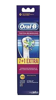 Braun Oral-B Tiefen-Reinigung Aufsteckbürsten , 7er+1 Pack (B005MQ6LVE) | Amazon price tracker / tracking, Amazon price history charts, Amazon price watches, Amazon price drop alerts