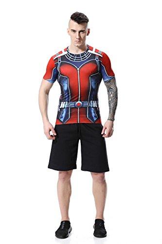 Cody Lundin® Marvel Comics 3D Ant-Man...