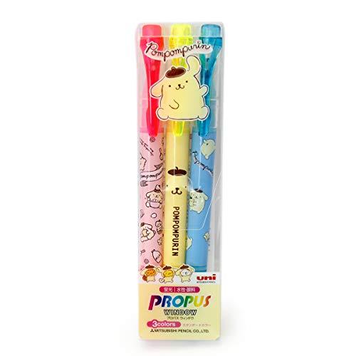 【三菱鉛筆】プロパス・ウインドウ ポムポムプリン 3C