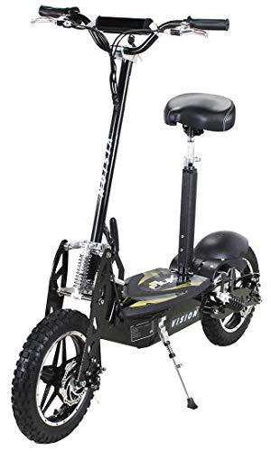 Scooter elettrico eFlux VISION 10' 36V 1000W Nero