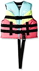 powerful O'Neill Child Superlite USCG Life Jacket Turquoise / Berry / Lime / White, £ 30-50
