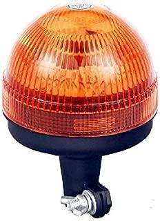 15cm- 4.5W- 1600 LM Gloaso 12v 24v CC RV Barca dimmerabile Pannello LED plafoniere con Pulsante Touch Bianco Caldo 3000K rimorchio lampade Interne Sostituzione Superficie IP67