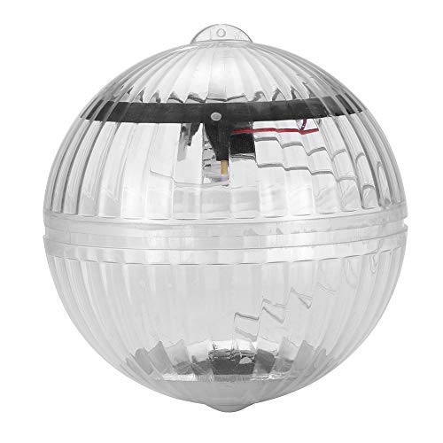 lightOutdoor Floating Underwater Ball Lamp Solar Powered Color Changing Swimming Pool Party Night Light For Yard Pond Garden