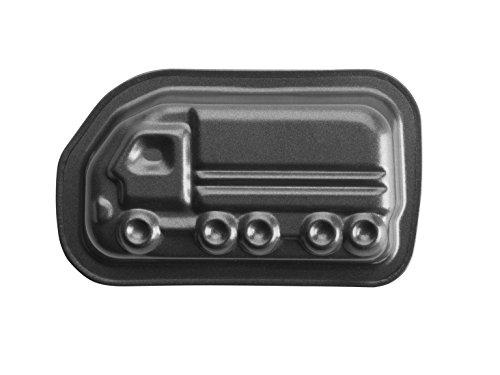 Ibili 827202 Moule Camion Mini Antiadhésif Acier 12 x 7,5 cm