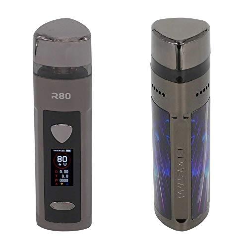 Wismec R80 Pod Mod Kit 80 W, Pod-System 4 ml, Riccardo e-Zigarette, meteor shower