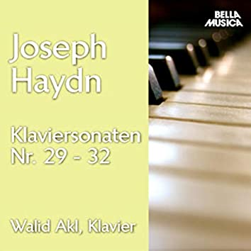 Haydn: Klaviersonaten No. 29 - 32