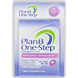 PLAN B ONE STEP EMERGENCY CONTRACEPTIVE