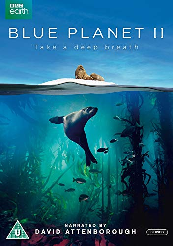 Blue Planet II (3 DVDs)