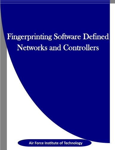Fingerprinting Software Defined Networks and Controllers